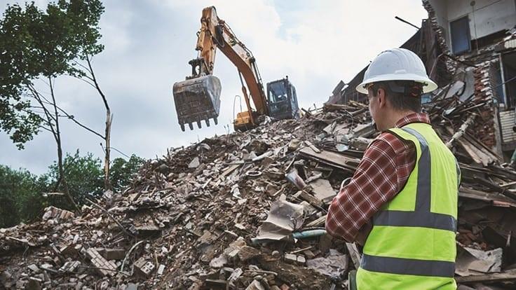 Edmonton Demolition Contractors